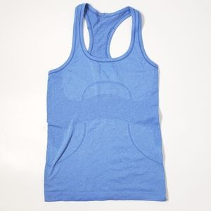 Lululemon swifty tank size 8